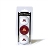 Minnesota Golden Gophers NCAA 3 Ball Pack