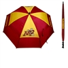 Minnesota Golden Gophers NCAA 62 inch Double Canopy Umbrella