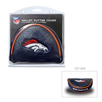 Denver Broncos NFL Putter Cover - Mallet