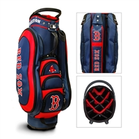 Boston Red Sox MLB Cart Bag - 14 way Medalist