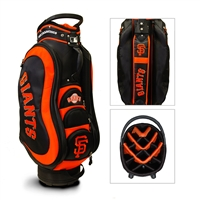 San Francisco Giants MLB Cart Bag - 14 way Medalist