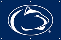 Penn State Nittany Lions 3' x 2' Fan Banner