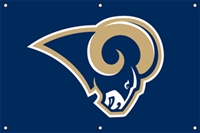 St. Louis Rams NFL 3' x 2' Fan Banner