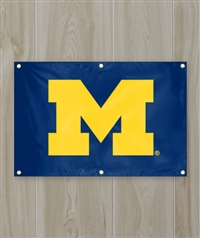 Michigan Wolverines 3' x 2' Fan Banner