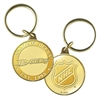 Anaheim Ducks NHL Anaheim Ducks Bronze Coin Keychain