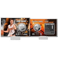 Goran Dragic Silver Coin Card