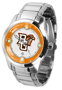 Bowling Green Falcons Titan Watch - Stainless Steel Band