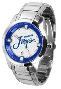 Creighton Blue Jays Titan Watch - Stainless Steel Band