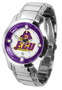 East Carolina Pirates Titan Watch - Stainless Steel Band