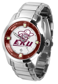 Eastern Kentucky Colonels Titan Watch - Stainless Steel Band