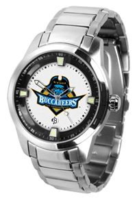 East Tennessee State Buccaneers Titan Watch - Stainless Steel Band