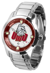 Minnesota Duluth Bulldogs Titan Watch - Stainless Steel Band