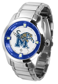 Memphis Tigers Titan Watch - Stainless Steel Band