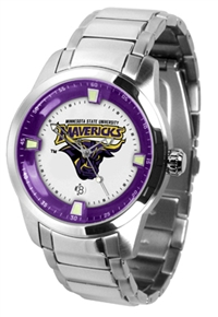 Minnesota State Mavericks Titan Watch - Stainless Steel Band