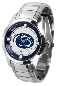 Penn State Nittany Lions Titan Watch - Stainless Steel Band