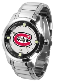 St.  Cloud State Huskies Titan Watch - Stainless Steel Band