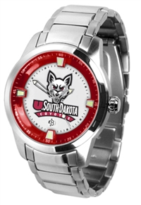South Dakota Coyotes Titan Watch - Stainless Steel Band