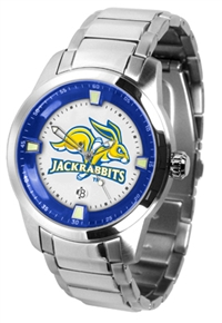 South Dakota State Jack Rabbits Titan Watch - Stainless Steel Band