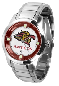San Diego State Aztecs Titan Watch - Stainless Steel Band