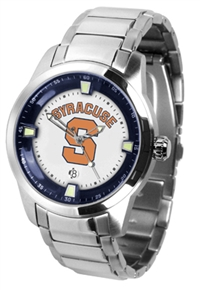 Syracuse Orange Titan Watch - Stainless Steel Band