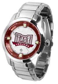 Troy Trojans Titan Watch - Stainless Steel Band
