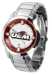 Louisiana Monroe Warhawks Titan Watch - Stainless Steel Band
