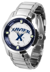 Xavier Musketeers Titan Watch - Stainless Steel Band
