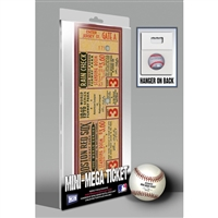 1946 World Series Mini-Mega Ticket - Boston Red Sox