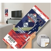 2008 World Series Mega Ticket - Tampa Bay Rays (First World Series)