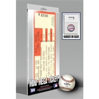 Nolan Ryan 5th No-Hitter Mini-Mega Ticket - Houston Astros