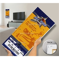 2008 NHL All-Star Game Mega Ticket - Thrashers Host