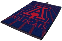 Arizona Wildcats Jacquard Golf Towel
