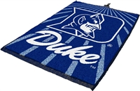 Duke Blue Devils Jacquard Golf Towel