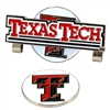 Texas Tech Red Raiders Slider Hat Clip Ball Marker
