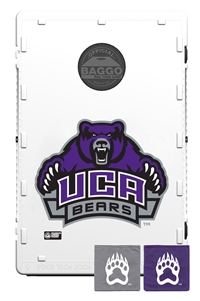 Central Arkansas UCA Bears Bag Toss Game by Baggo