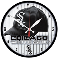 Chicago White Sox MLB Round Wall Clock