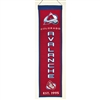 Colorado Avalanche NHL Heritage Banner (8x32)