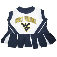 West Virginia University Cheer Leading XS