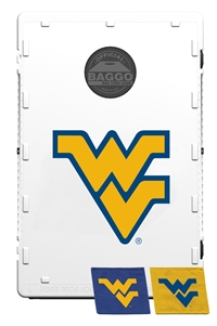 West Virginia University Mountaineers Bag Toss Game by Baggo