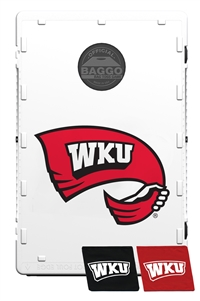 Western Kentucky University Hilltoppers Bag Toss Game by Baggo