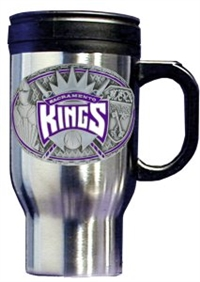 NBA Travel Mug - Sacramento Kings