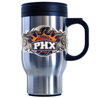 NBA Travel Mug - Phoenix Suns