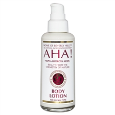 AHA! Body Lotion 7.0 oz - for All Skin Types