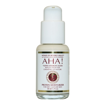 AHA! Protein Moisturizer 1.75 oz - for Dry/Mature Skin