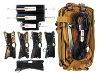 Chameleon CHA TD - Portable HF Tactical Dipole Antenna System - 1.8 thru 30 MHz