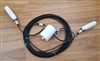 80 Meter Pre-Assembled, Heavy Duty Dipole Antenna