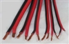 Davis RF ZIP-1202-RB - 12 Gauge Red / Black Automotive Zip Cord