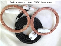 Radio Oasis G5RV Junior 40 - 10 Meter Antenna