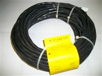 Jetstream JT1806HD75 - 75' JT1806HD Yaesu Rotor Control Cable with Connectors Installed