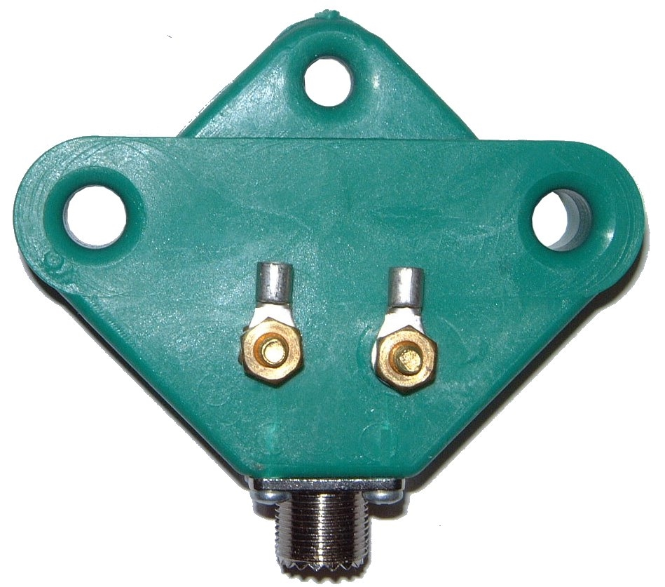Jetstream JTCE1GN2 - Wire Antenna Center Insulator - GREEN